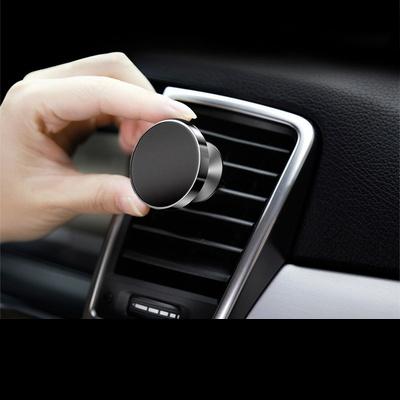 차량용 마그네틱 자석 휴대폰 거치대 일반형 송풍구형