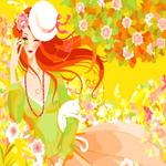 E084 봄의향기 DIY명화 그리기
