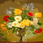 B631 수줍은 꽃망울