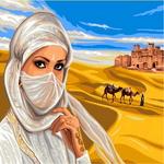 B951 알리바바의여인 DIY명화그림그리기