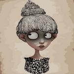 Q1320 상상의소녀I  DIY명화그림그리기