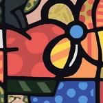 QF015 BRITTO시리즈 DIY명화그림그리기