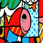 QF023 ROMERO시리즈 DIY명화그림그리기