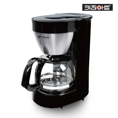 블랙메탈 커피메이커 5-6잔용 KAC-560