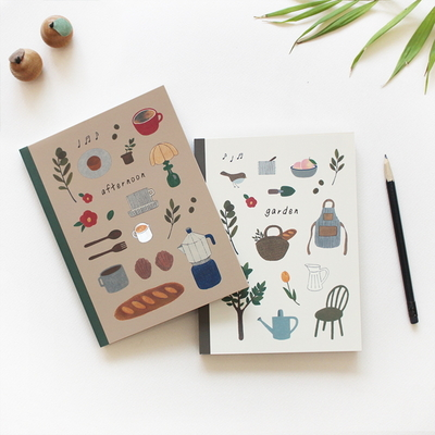 Garden diary