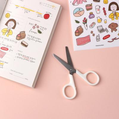 소녀의 하루 - 컷팅 스티커