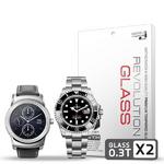 레볼루션글라스 0.3T 강화유리 손목시계 스마트워치용