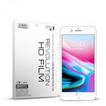 (2장)레볼루션HD 올레포빅 광택필름 아이폰8플러스