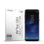(2매) 레볼루션HD 지문방지 액정보호필름 갤럭시 S8