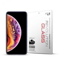 (2매)레볼루션글라스 2.5D풀커버 강화유리 아이폰XS