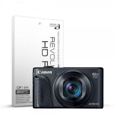 캐논 PowerShot SX740 올레포빅 액정보호 필름