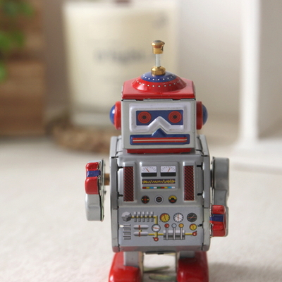 철제 삐릿삐릿 로봇(3style)