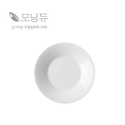 화이트파인 원형접시 15cm(6)