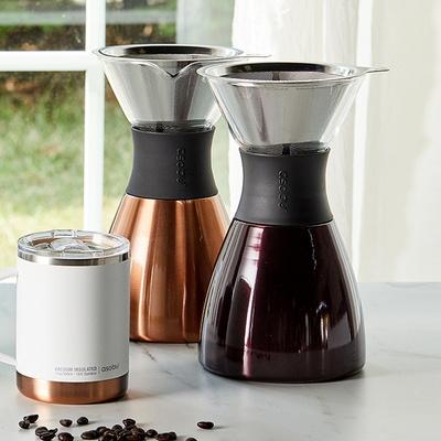 캐나다 아소부 푸어오버 커피메이커 (추가옵션 선택)