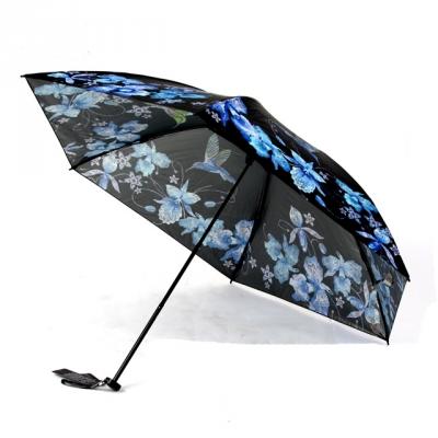 직수입 5단 양우산- 초경량 양산 칼라버드 E821