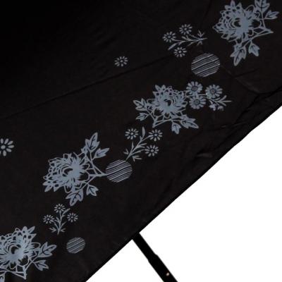 직수입 5단 양우산- 초초경량 양산 블랙모노 E822