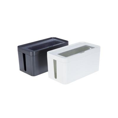 리템 케이블 O 플러스 미니 전선 정리 멀티탭 박스