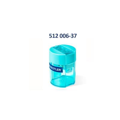 스테들러 원통형 2홀 연필 깎이 512 006-37 /10개입