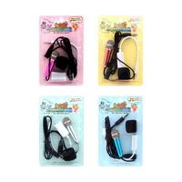 스마트폰 미니마이크 노래방마이크 휴대용마이크