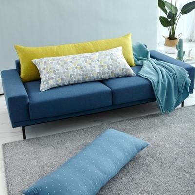 모달 침대 대형 등받이쿠션 50x110 (솜포함)
