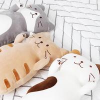 고양이 낮잠 베개