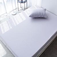 모던 방수 항균 홑 침대 매트리스 커버 K