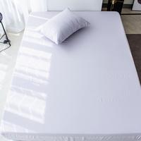 모던 방수 항균 홑 침대 매트리스 커버 Q