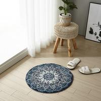 이솔홈 페르시안 원형 카페트 러그 카펫 55x55