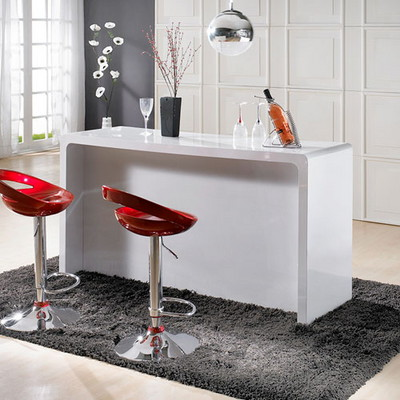 리치웰 베니쉬 소프트 홈바 테이블 1200 (의자별도)