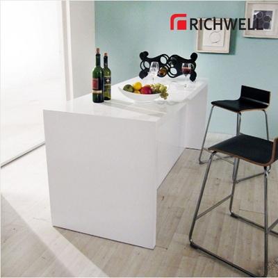 리치웰 베니쉬 모던 홈바 테이블 1200 (의자별도)