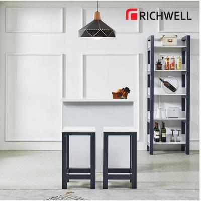 리치웰 네이비 홈바 테이블 900 (의자별도)