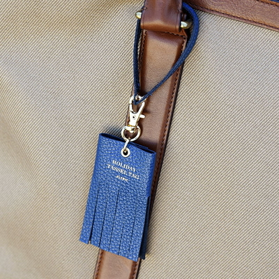 Holiday Tassle Tag