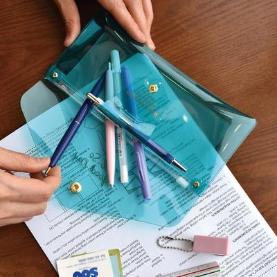 Shine Pencil Clutch