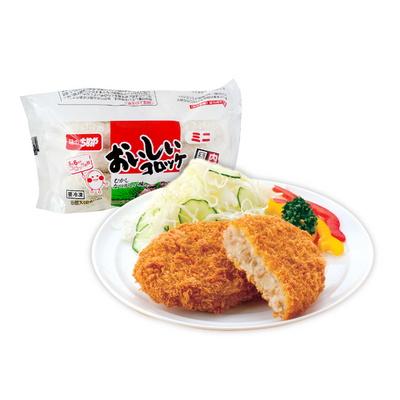 (아지노치누야)일본직수입 오리지널 감자 고로케(3봉)
