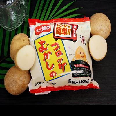 (아지노치누야) 전자레인지용 감자 고로케(2봉)