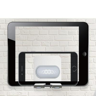 스마트폰 벽부착 거치대 벽걸이 거치대 핸드폰 부착형