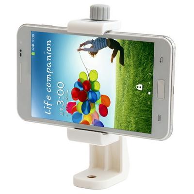 본젠 VCM-W553G 스마트폰 핸드폰 회전형 거치대 (삼각대 셀카봉용)