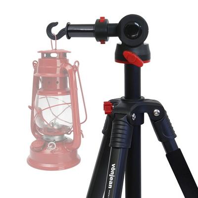VT-340M 멀티 삼각대 + KM-3401E 후크 어댑터 SET (램프 렌턴 카메라 등)