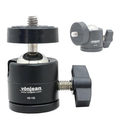 VD-132 모바일 미니 볼헤드 (360도 패닝 각도조절)