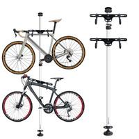 KB-383 자전거 실내 보관 듀얼 거치대 폴 스탠드랙 3m