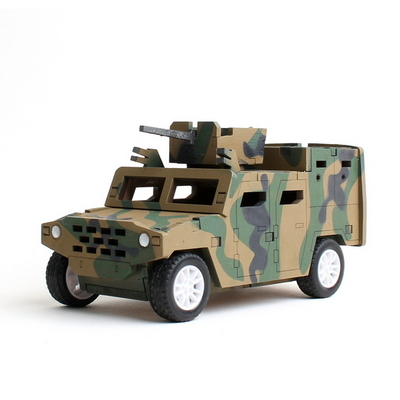 풀백 군용차량 시리즈 8종