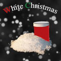 화이트크리스마스(25g/클라우드 슬라임/스노우 파우더/촉감놀이/미술재료/마술재료)