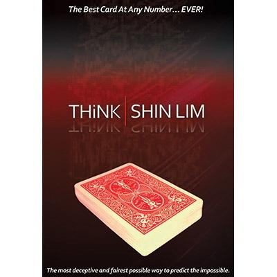 씽크 (Think by Shin Lim-DVD)
