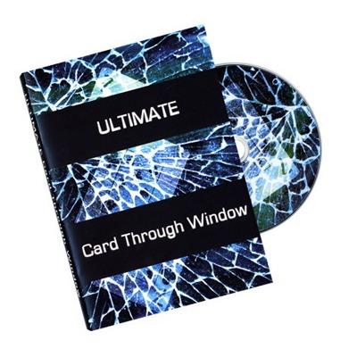 얼티메이트 카드쓰루 윈도우 DVD