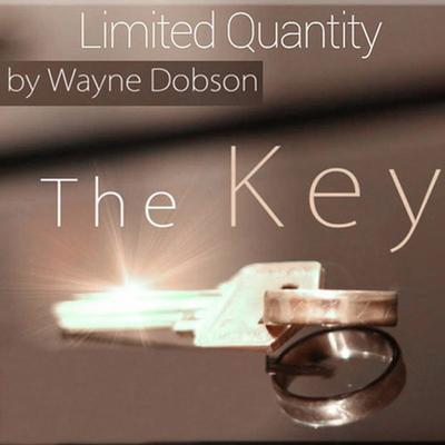 (더 키) The Key (Gimmicks and Online Instructions) -Silver 관객의