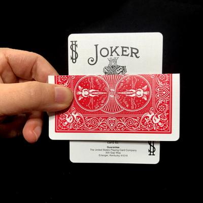 (Card Thru and repair) 카드가 통과하여 찢어진 카드를 순식간에 복구시킬 수 있습니다.