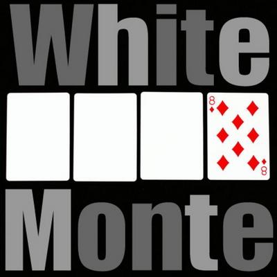 화이트몬테(White Monte) 친구와 함께 재미있고 신기한 야바위게임을 해보십시오. 친구는 매번 틀리게