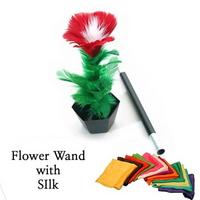 플라워완드스카프(Flower Wand Scarf)