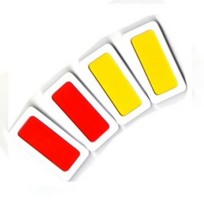 컬러체인지칩(무빙컬러칩) 비벼주기만 하면 칩의 컬러가 변합니다.