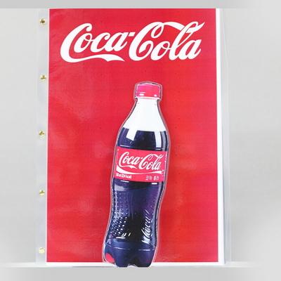 (메이킹 코카콜라) 콜라를 실크로 변신시키는 왕초보 무대마술